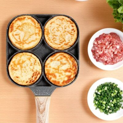 Four-Hole Omelet Pan 1