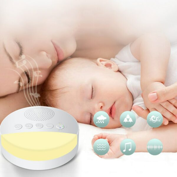 Rechargeable White Noise Machine 2