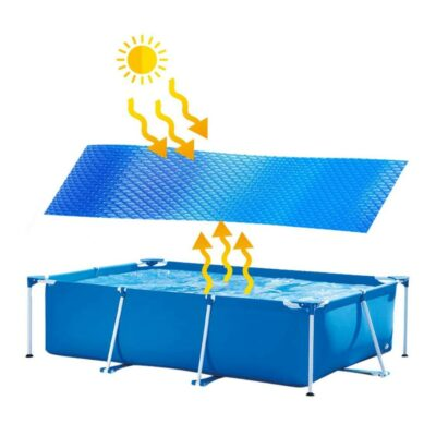 Solar Pool Heating Cover 1