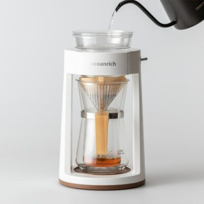 Portable Pour Over Coffee Brewer 3