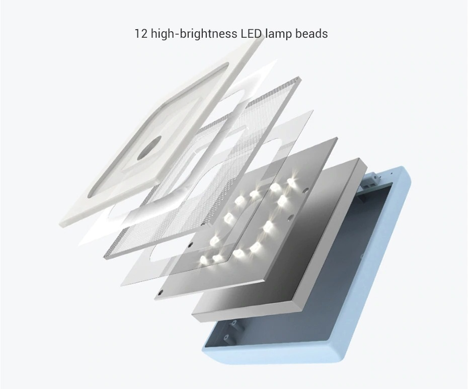 Portable Rechargeable LED Mirror (10)