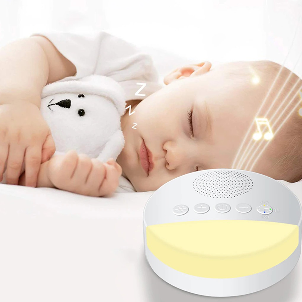 Rechargeable White Noise Machine 1