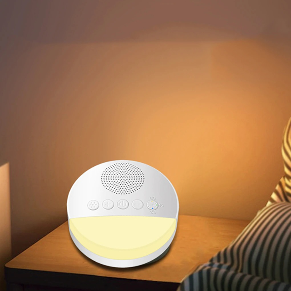 Rechargeable White Noise Machine 5