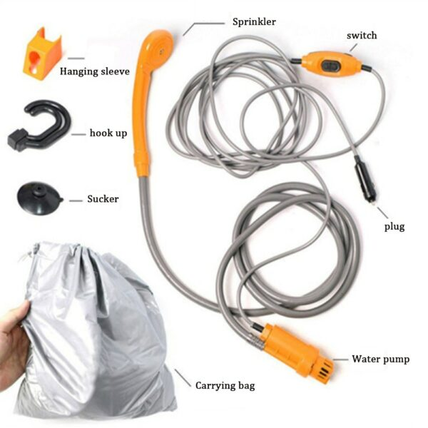 Portable Outdoor Shower 3
