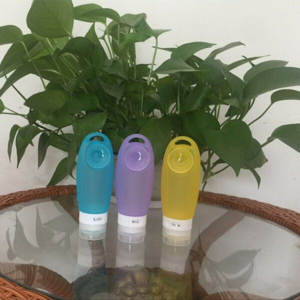 Squeezable Travel Bottles 5