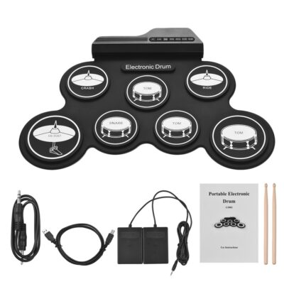 Roll Up Electronic Drum Set 1