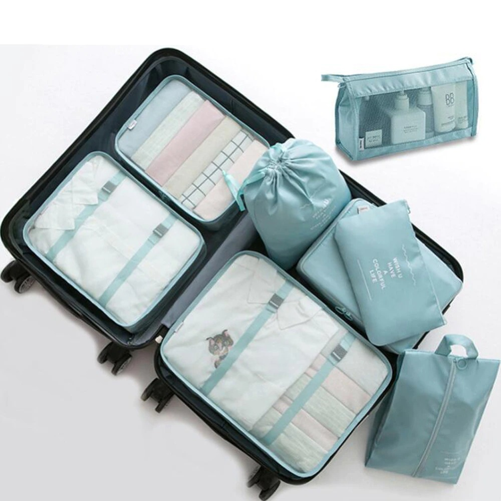 Travel Packing Cubes 1