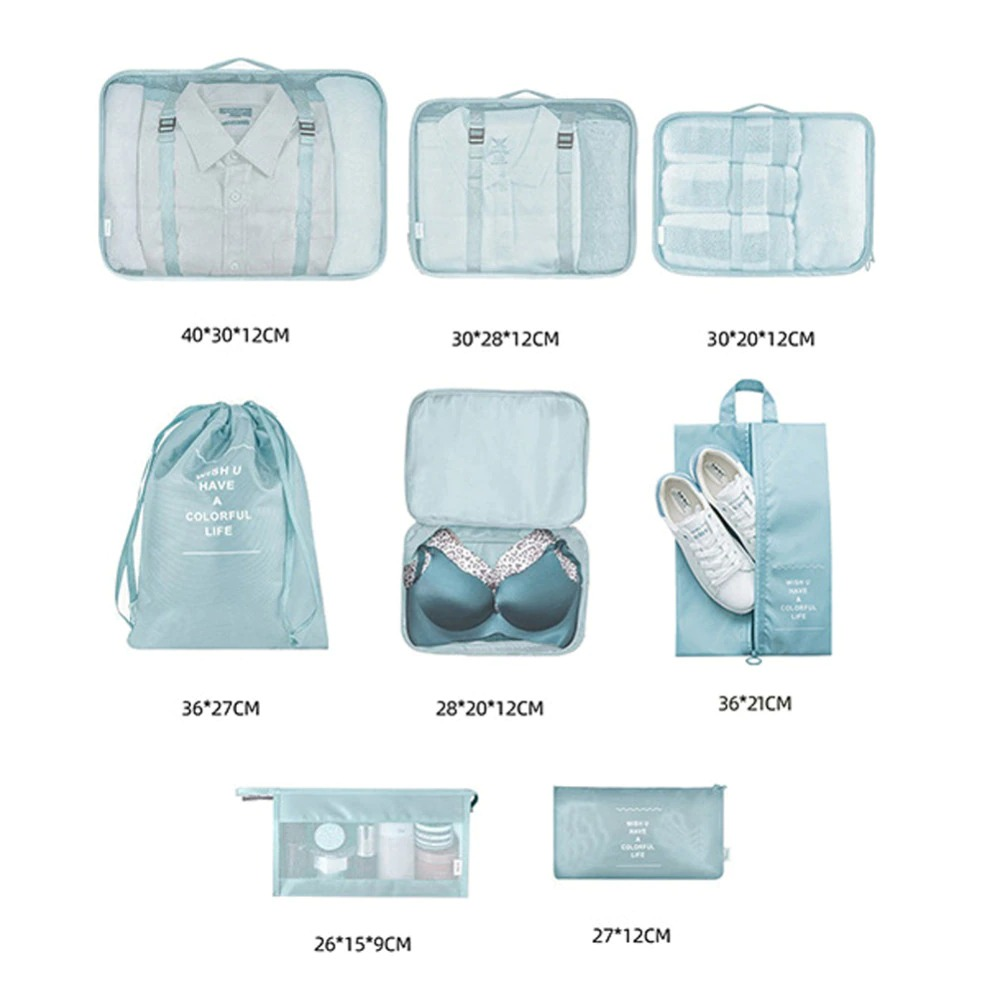 Travel Packing Cubes 3